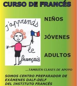 CURSOS DE FRANCES